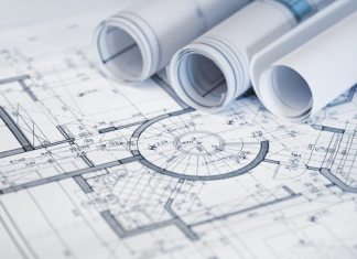 #News: Blueprints for assisted living brought forward - A close up of a piece of paper - Construction