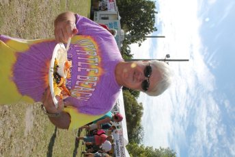 Key West native Jay Paul ventured south from North Carolina to attend the festival.