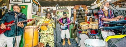 Reggae on the Rock is bringing together some of Key West's finest reggae musicians to benefit Nicky Sorbelli's cancer fight this Sunday at Shrimp Road Grill.