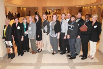 FKCC President Dr. Jonathan Gueverra was accompanied by an ensemble of FKCC students, faculty and board members to oversee House Bill 341; proposed by State Representative Holly Raschein. The bill was moved forward and aims to provide more dormitories at FKCC.