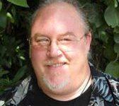 A man smiling for the camera - Florida Keys