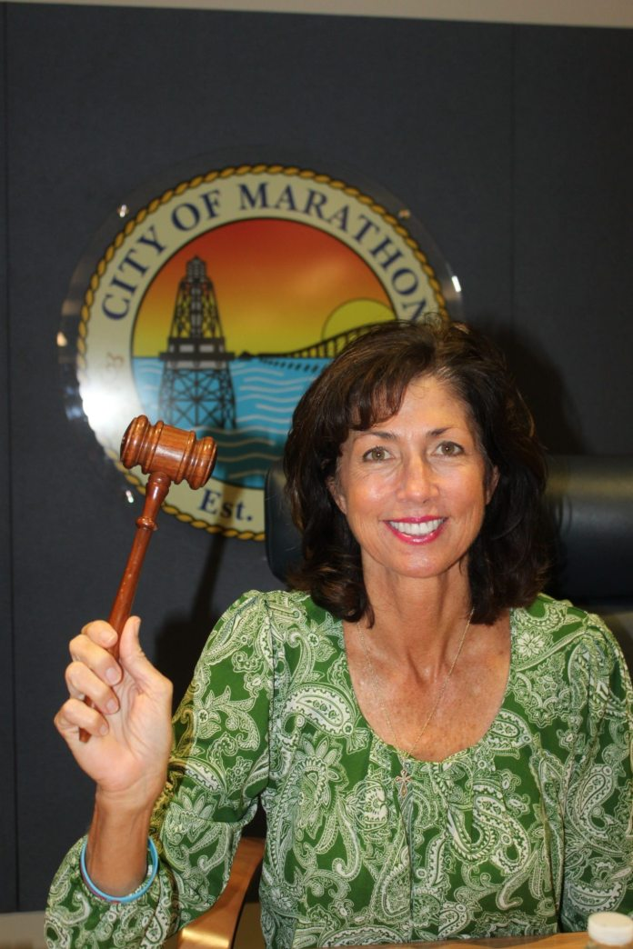 Michelle Coldiron is selected mayor of Marathon