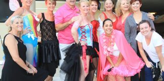 Pier House Goes Pink