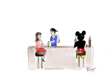 Micky cartoon