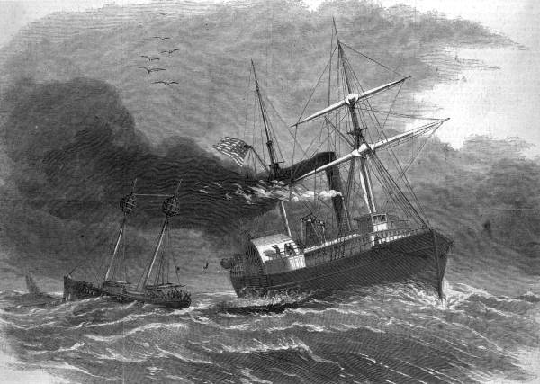 Lightships before lighthouses - A small boat in a body of water - Ship of the line
