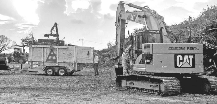 AN AMAZING 'SLIDE SHOW' - A truck driving down a dirt road - Florida Keys