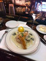 The Maine Lobster Escargot appetizer. SARAH THOMAS/Keys Weekly