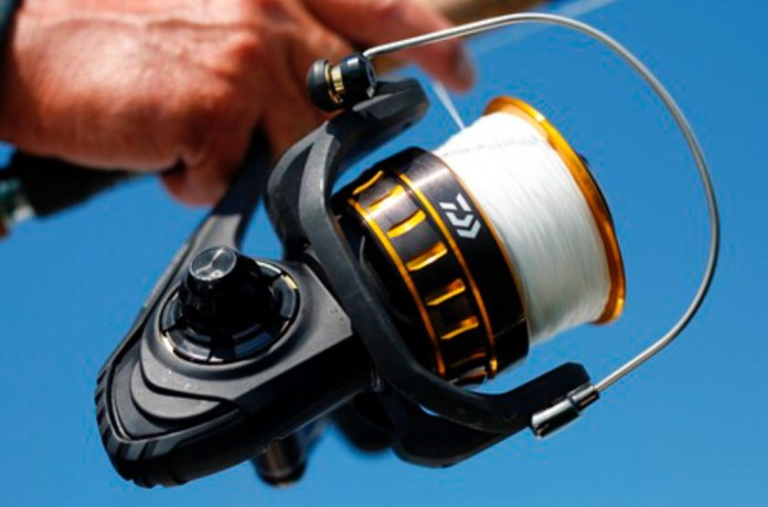 FISHING GIFTS – Suggestions from an expert - Daiwa BG Spinning