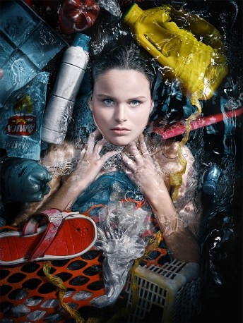 Keys photographer captures environmental crisis - A person wearing a costume - Staudinger + Franke