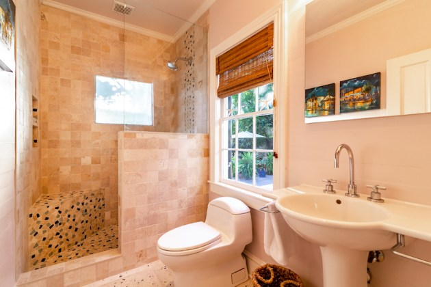 Diamond in the Rough – Unlocking a property's hidden beauty - A white sink sitting next to a window - Bathroom