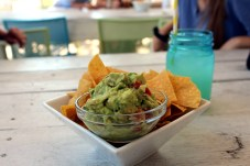 There's no going wrong with some chips and guac to go with the meal at Bad Boy Burrito. If you love guac, go ahead and just order the large. JIM McCARTHY/Keys Weekly