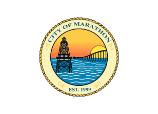 Senmartin trademarks Marathon's city seal – Tells council they have 30 days to buy it back for $1 - A close up of a logo - Florida Keys