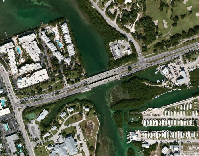 """""""Going to the Mattresses"""": Cow Key Channel Bridge Repair Negotiations Improve - A circuit board - Cow Key"""
