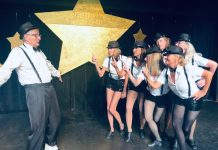 MCT hosts 'Tah Dance' this weekend only! - A group of people posing for the camera - Country–western dance