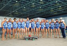 REPRESENTING USA – Former Keys resident to compete in Underwater Rugby World Championships - A group of people posing for the camera - Underwater Rugby World Championships