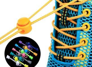 Coolest in Keys Footwear - A group of chain - Shoelace