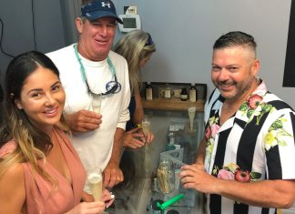 New shop in Marathon aims to introduce the beneficial side of CBD - A group of people standing next to a person - Marathon