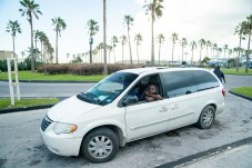 Keys Weekly photographer documents Bahamas plight - A car parked in a parking lot - Car