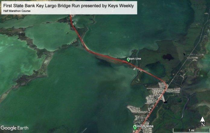 Key Largo Bridge set for 10th running