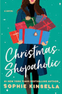 SEASON'S READINGS - A person holding a sign - Christmas Shopaholic