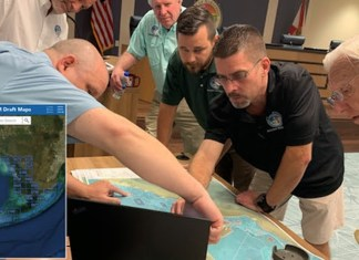 """City hosts """"open house"""" for new flood maps"""