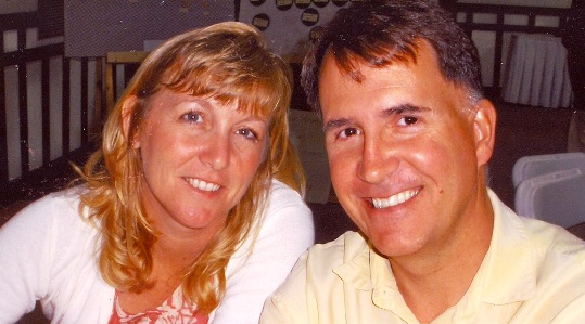 Murphy and his wife, Tiffany, a math teacher at Plantation Key School