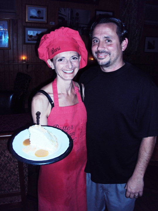 Len and Dani Johnson are husband and wife