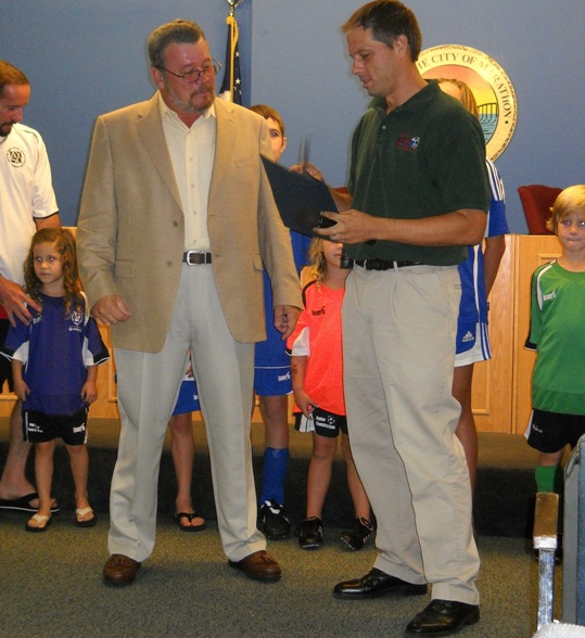 Youth Soccer Proclamation