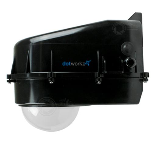 Dotworkz D2 camera behuizing zwart