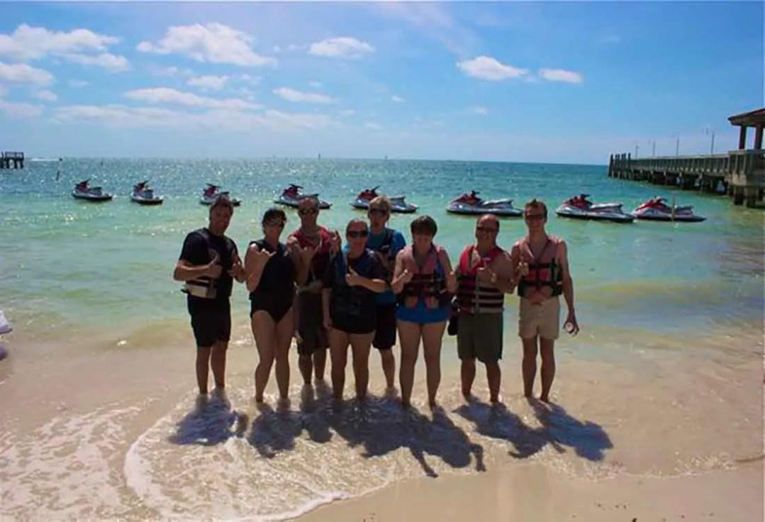 Jet ski Key West 3