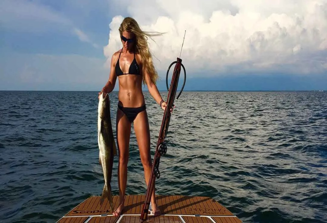 Key West Spear Fishing