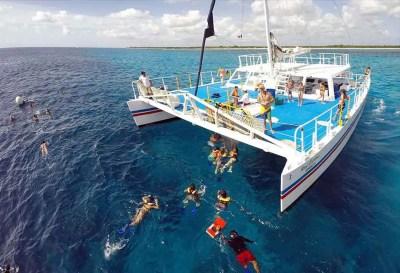 Key West Snorkeling - Big Group
