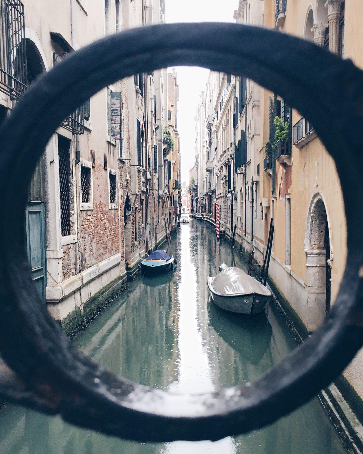 veneza canal