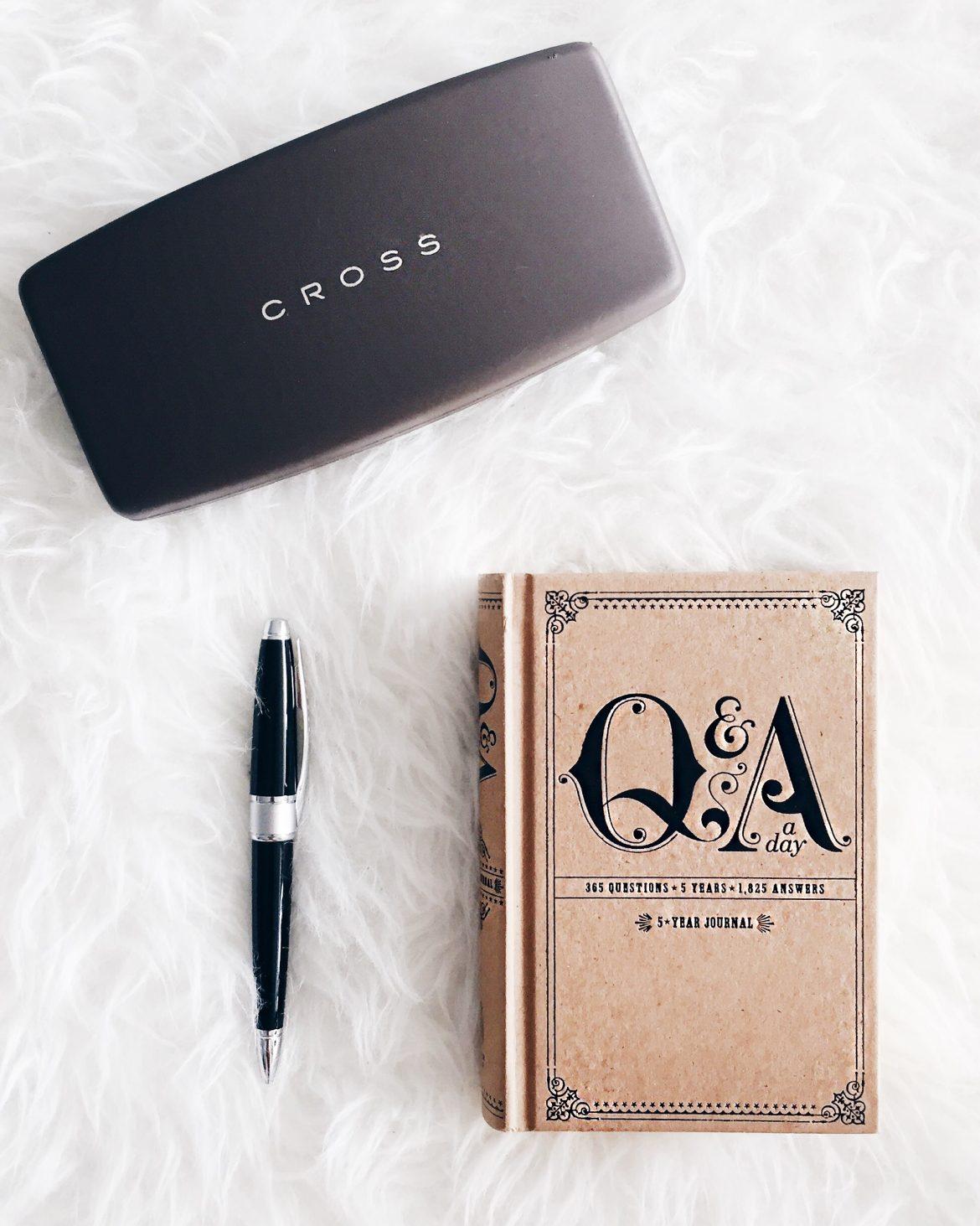 Q&A e Cross