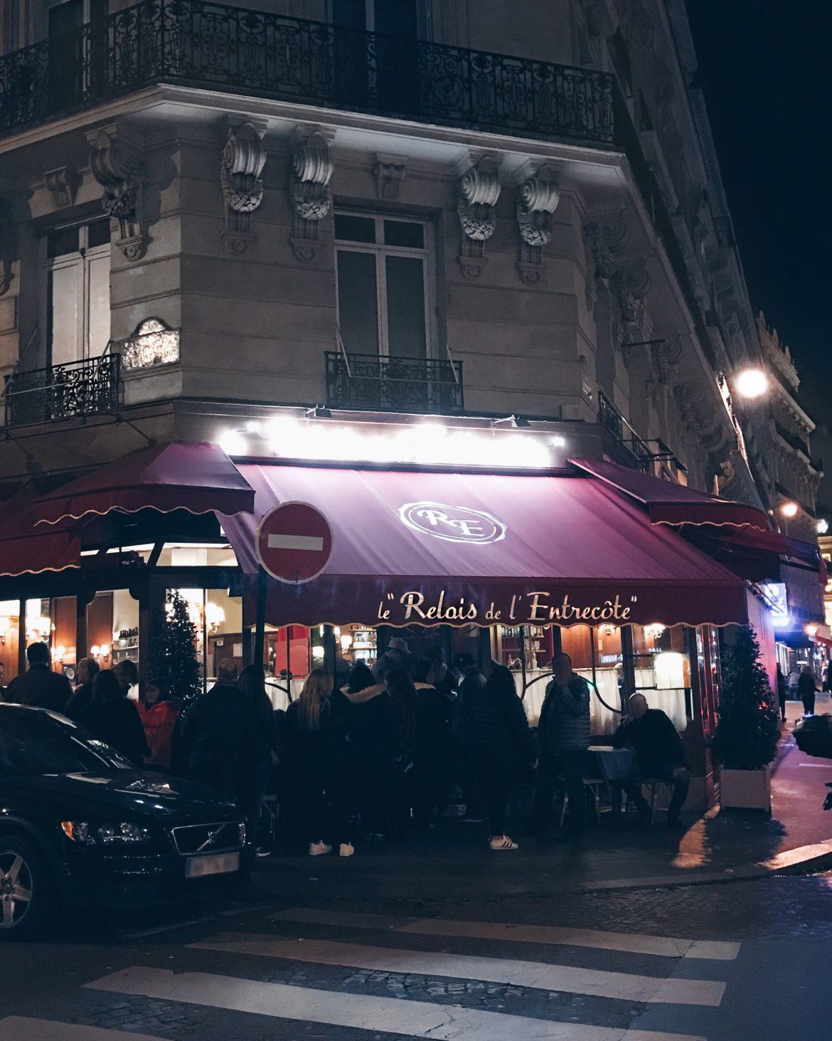 """le """"Relais de l'Entrecôte"""" - Paris - Kezia Happuck"""