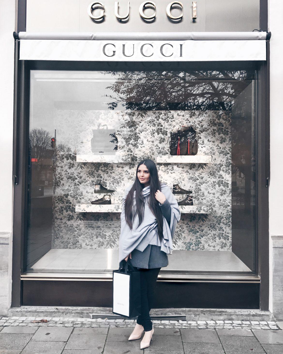 Gucci Store - Loja Gucci - Gucci Shopping - Kezia Happuck