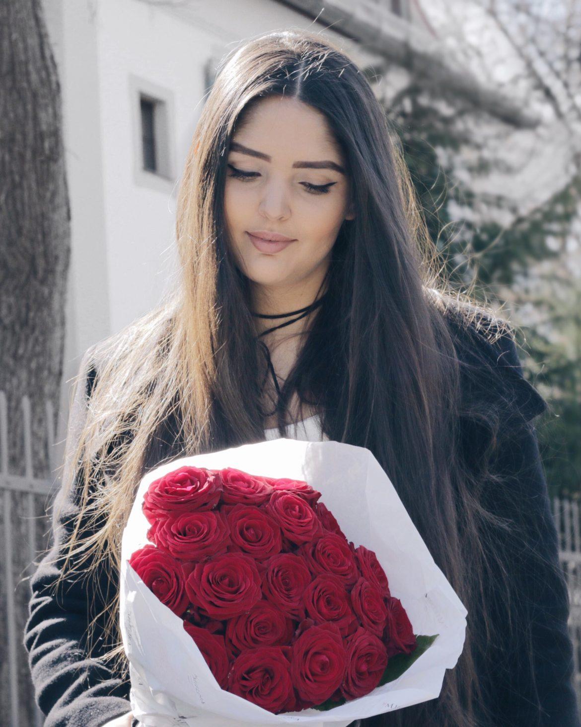 4 Dia das mães - Bouquet de rosas vermelhas - Kezia Happuck