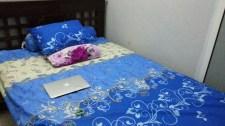 ini kamar tidur saya