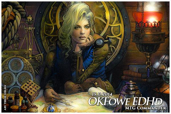OKF EDHd 15.11.2014 / Hanna, Ship's Navigator