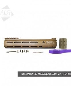 ALG Defense Ergonomic Modular Rail (EMR) V2 With M-LOK