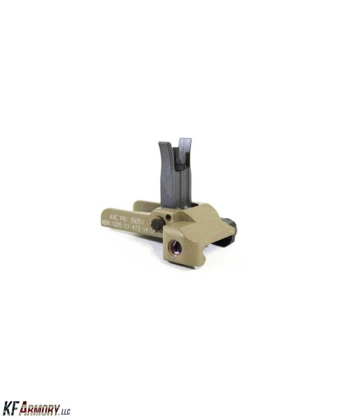 M4 Folding Front Sight, Taupe