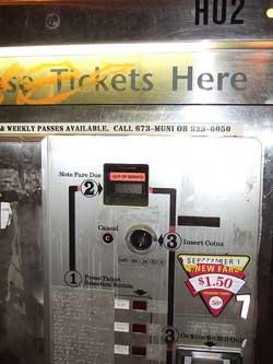 muni ticketmachine