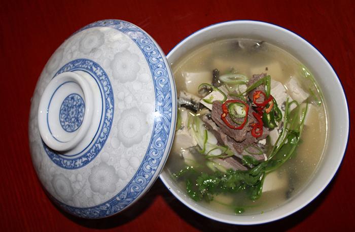 Sopa de lochas, patrimonio inmaterial de la RPDC
