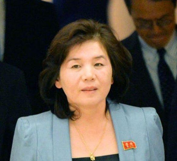 Choe Son Hui refuta disparate de Bolton sobre la tercera Cumbre RPDC-EE.UU