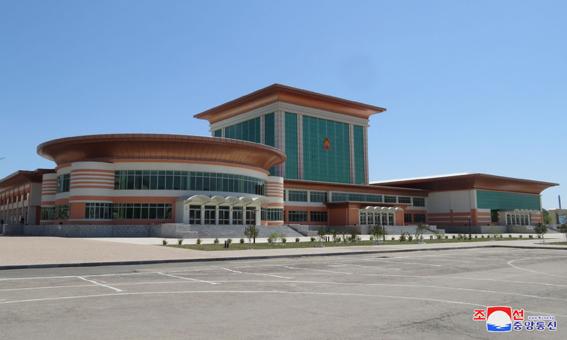 Palacio de escolares en Rason