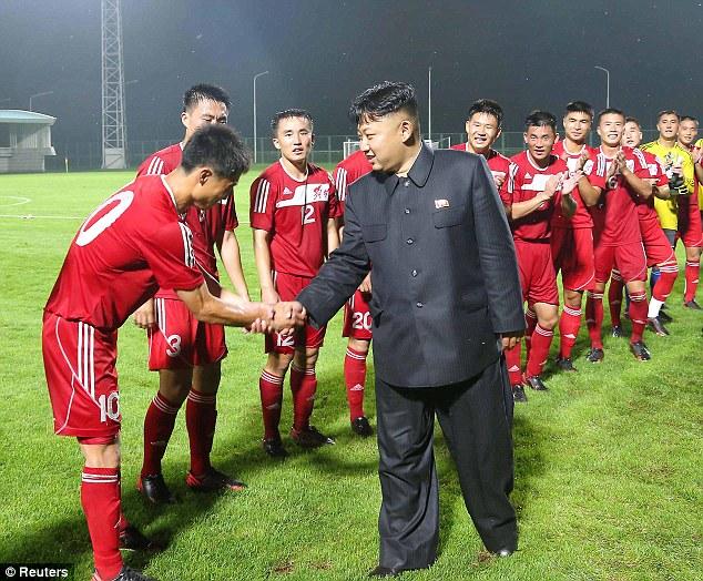 Selección Sub-16 clasificada para la Copa Asia.
