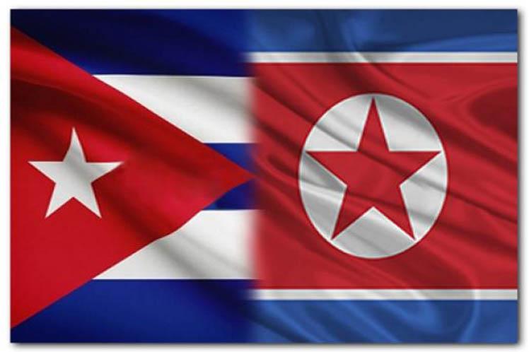 Mensaje del presidente cubano a la RPDC.