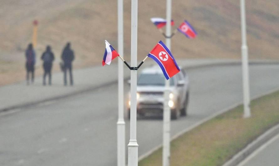 KIM JONG UN recibe misiva rusa.