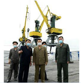 Visita de trabajo del primer ministro a Hwanghae