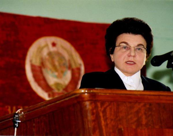 Ha fallecido Nina Andréyeva